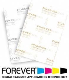 Laser Dark No-Cut A + B Papier CMYK A4 formaat - Forever