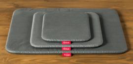Cricut EasyPress Mat - Set van 3 stuks (Maat S, M & L)