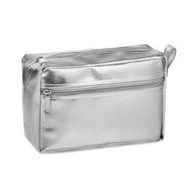 Toilettas -  Metallic Zilver