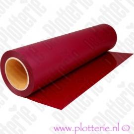 Bordeaux Rood - Turbo Effen Flex
