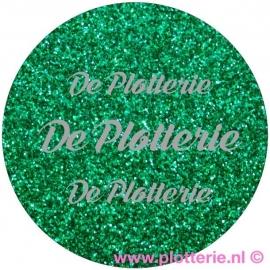 Groen - Pearl Glitter Flex