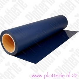 Marine Blauw - Turbo Effen Flex