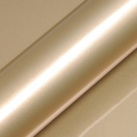 Goud  Glans - Glitter Vinyl - A4 formaat - 21*30cm