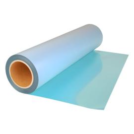 Baby Blauw - Metallic Spiegel Flex
