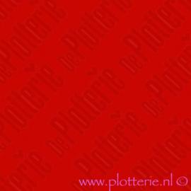 Rood - Glans Vinyl