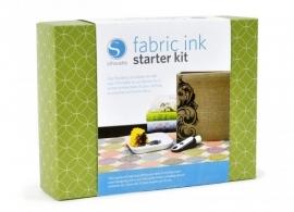 Textiel Inkt (Fabric Ink) Starterset van Silhouette