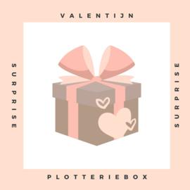 Surprise Valentijn PlotterieBox