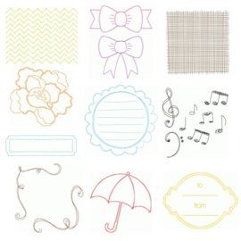 NEW Sketchpennen Ultimate Starterset (24 stuks)