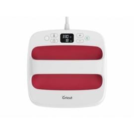 OP VOORRAAD: Cricut EasyPress™ 2 Raspberry met 22,5 x 22,5 cm persvlak (9x9 inch)