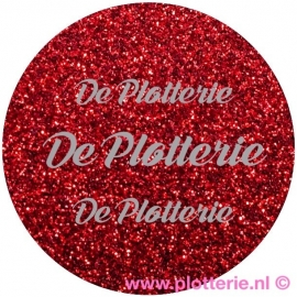 Rood - Pearl Glitter Flex