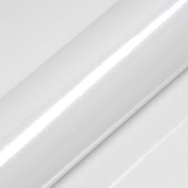 Wit Glans - Glitter Vinyl - A4 formaat - 21*30cm