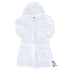 Showmodel   Witte Kinder Badjas - in 4 verschillende maten