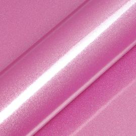 Licht Roze Glans - Glitter Vinyl - A4 formaat - 21*30cm