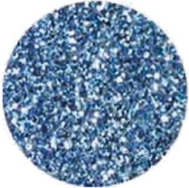 Licht Blauw - Pearl Glitter Flex