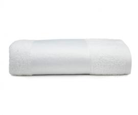 Handdoek (oa voor Sublimatie) - Wit - 50 * 100cm
