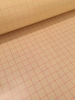 Transfer / Applicatie Folie mét drager - 30cm * 1m