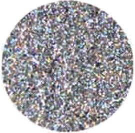 Holografisch Zilver - Pearl Glitter Flex