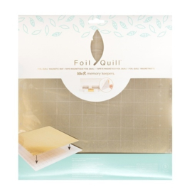 "We R Memory Keepers - Foil Quill - Magnetische mat 12"" * 12"""