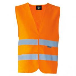 Veiligheidsvest Oranje - maat XL