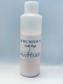 Licht Roze Scrubzout - 250 gram