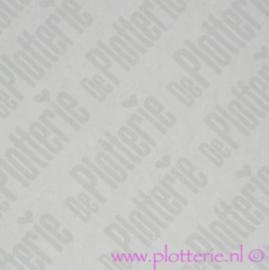 Glas Etch Raamfolie - Frosted Licht Zilver - 30cm*1m