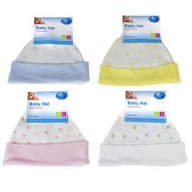 Baby Mutsjes - in 4 kleuren verkrijgbaar