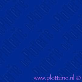 Permanent Blauw - Glans Vinyl