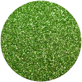 Licht Groen - Pearl Glitter Flex
