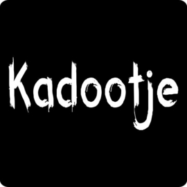 "Sluitzegel ""Kadootje"""
