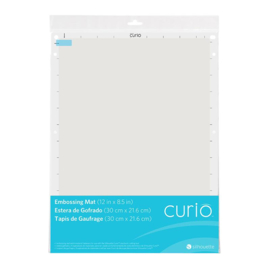 Curio Grote Embossmat - 30*21,6cm (12''*8,5'')