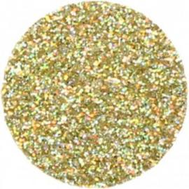 Holografisch Goud - Pearl Glitter Flex