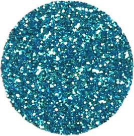 Aqua Blauw - Pearl Glitter Flex