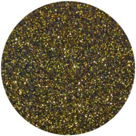 Goud - Zwart - Pearl Glitter Flex