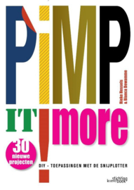 Boek: PIMP it More!