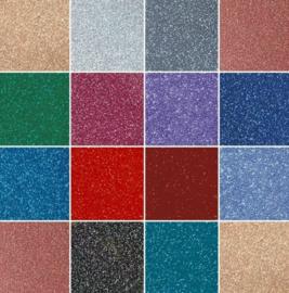Glitter Vinyl  - Starterset