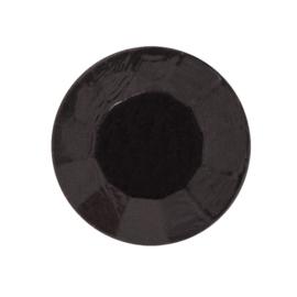 Assorti Rhinestones - Crystal, Metallic & Zwart - 540 stuks