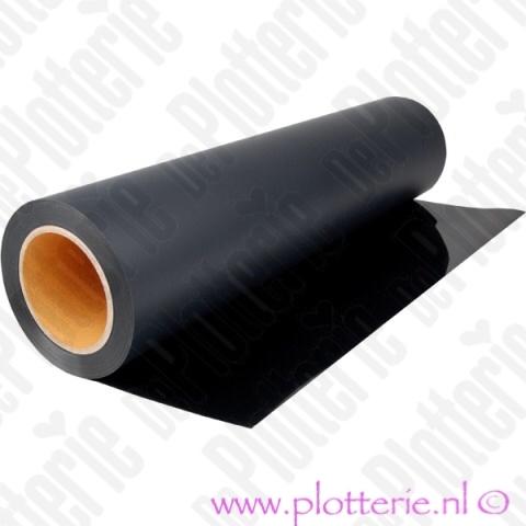 Zwart - Turbo Effen Flex