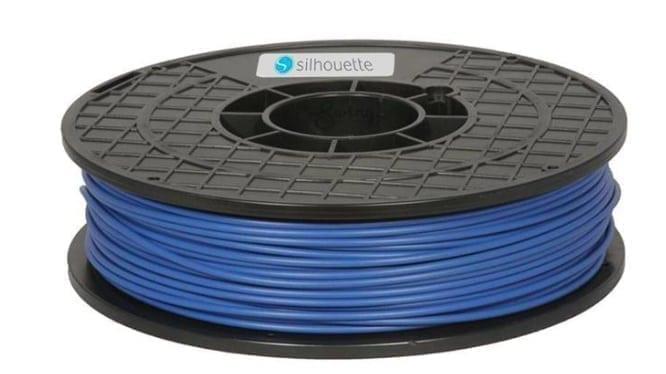 Blauw Filament - Silhouette Alta