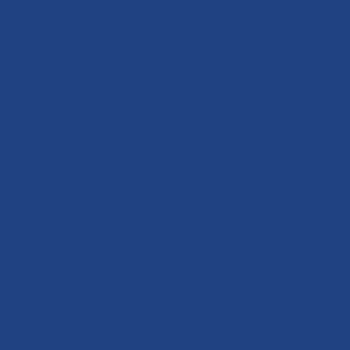 Konings Blauw - Siser P.S. Effen Flex