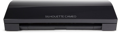 MIDNIGHT BLACK - Silhouette Cameo 3 (Limited Edition)