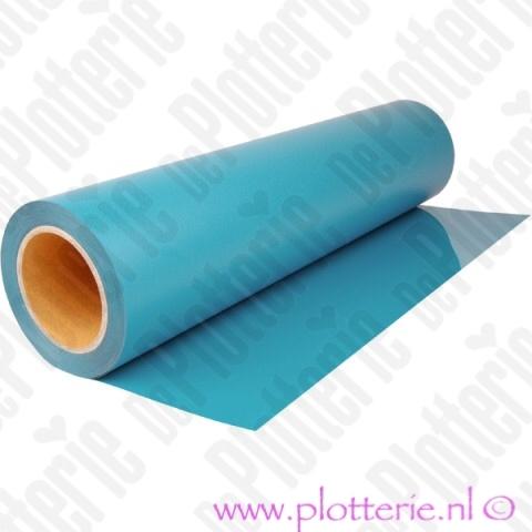 Saffier Blauw - Turbo Effen Flex