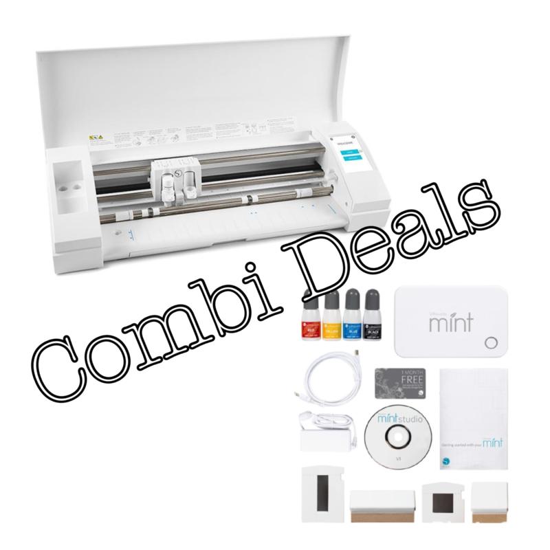 Combi Deal: Silhouette Cameo & Mint