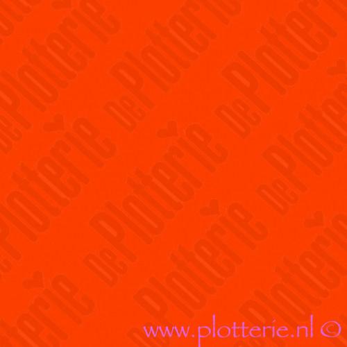 Oranje - Glans Vinyl
