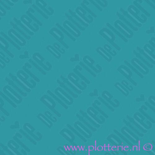 Turquoise - Glans Vinyl