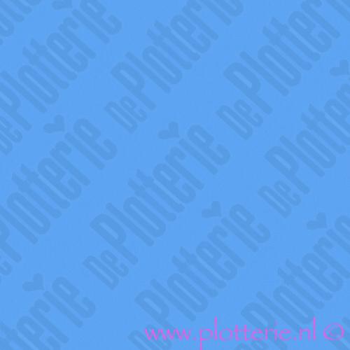 Licht Blauw - Glans Vinyl