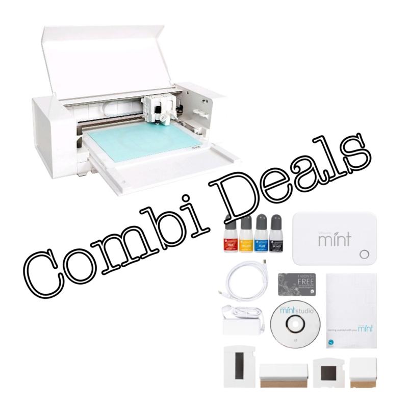 Combi Deal: Silhouette Curio & Mint
