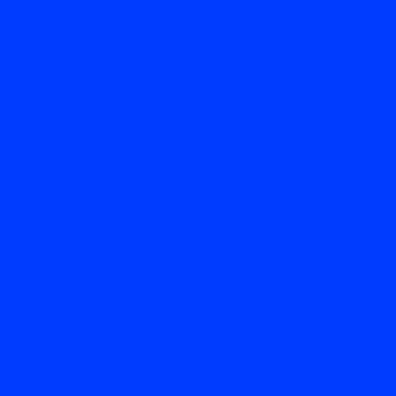 Fluor Blauw - Siser Brick Flex