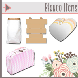 Blanco Items