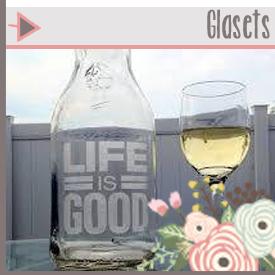 Glasets