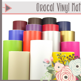 Oracal Vinyl Mat